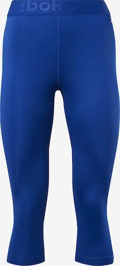 REEBOK Sportbroek in de kleur Blauw, Productweergave