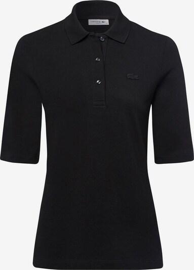 LACOSTE Shirt in schwarz, Produktansicht