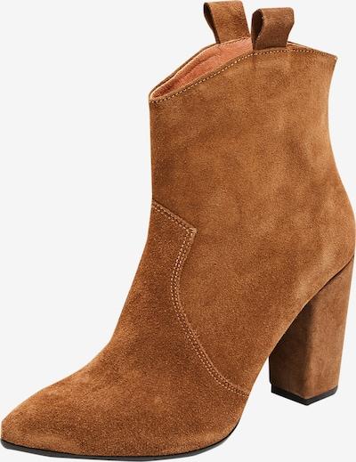 FELIPA Cowboy Boots in braun: Frontalansicht