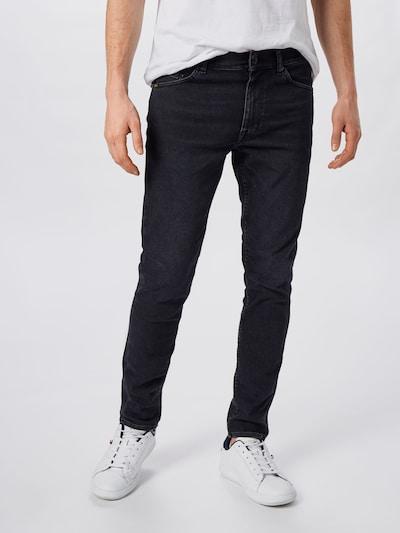 Tiger of Sweden Jeans 'Evolve' in black denim, Modelansicht