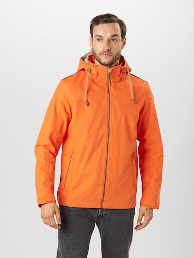 ICEPEAK Sportjacke in orange: Frontalansicht