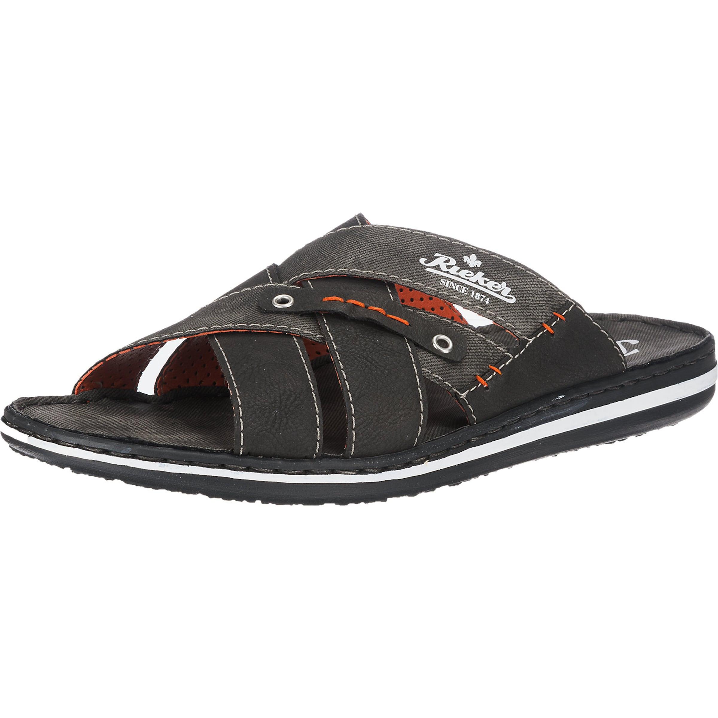 Haltbare Mode billige Schuhe RIEKER   Pantoletten Schuhe Gut getragene Schuhe