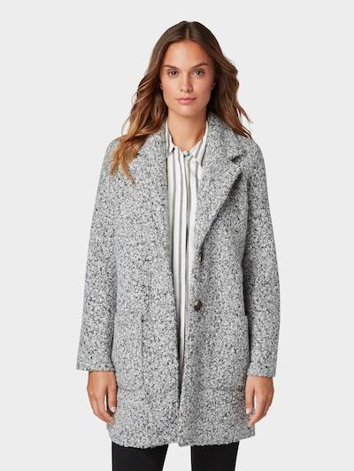 TOM TAILOR Mantel in graumeliert, Modelansicht