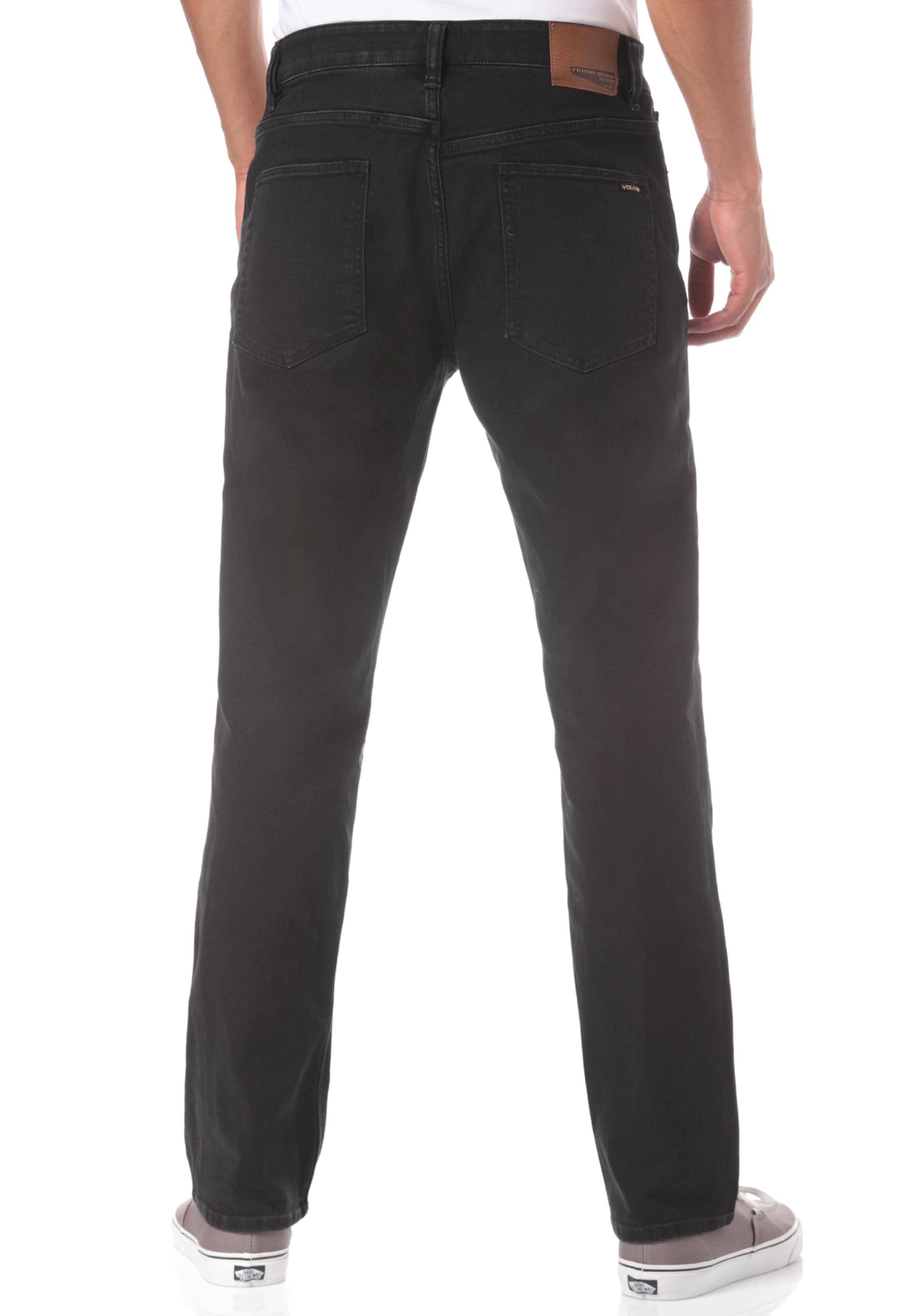 Schwarz Jeans In 'kinkade' Volcom Volcom SpUMzV