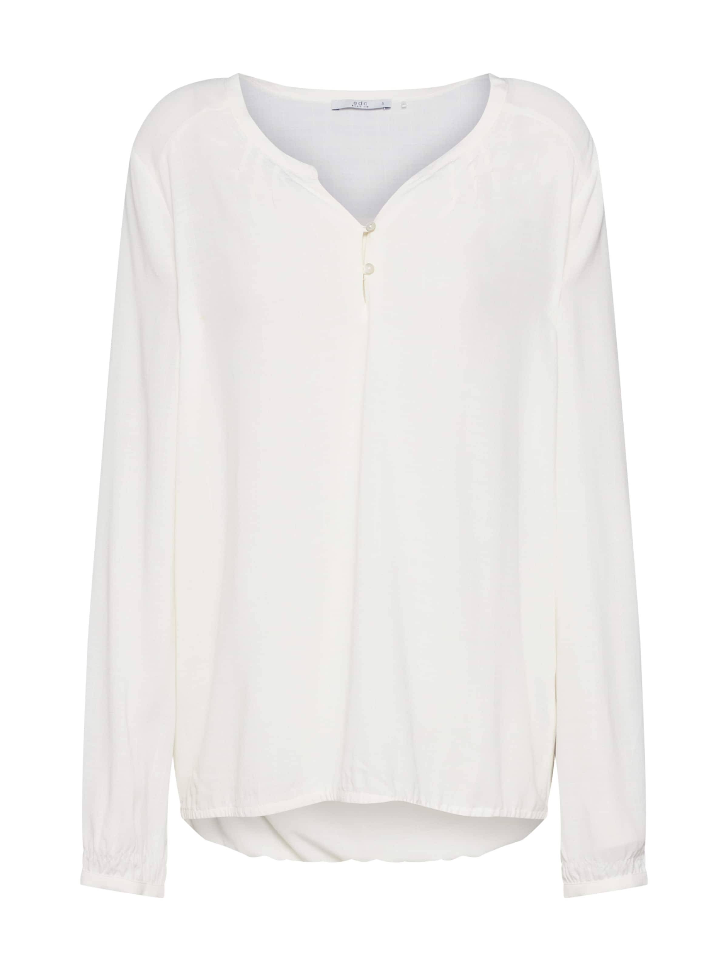 Esprit By Edc Bluse Offwhite In 1cFlKJ