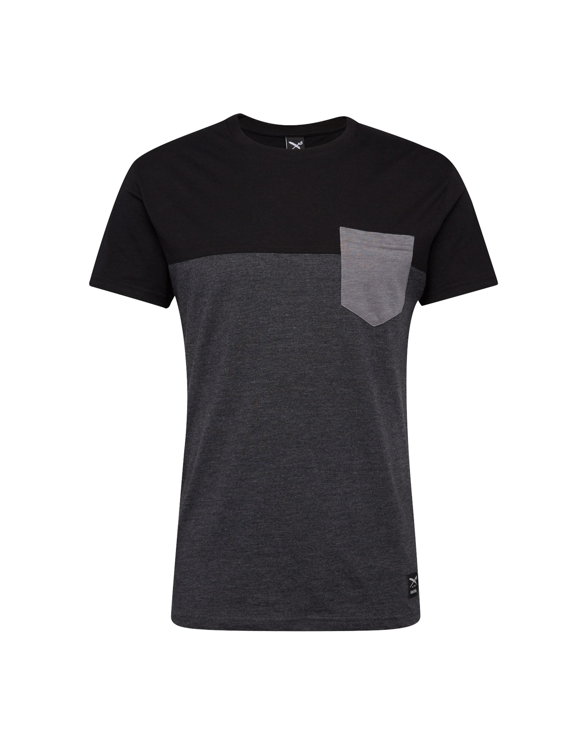 shirt GrisNoir T En Iriedaily WCBoxerd
