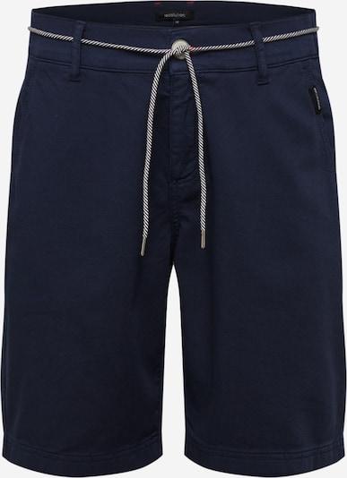 recolution Pantalon 'Canvas Shorts' en bleu marine, Vue avec produit