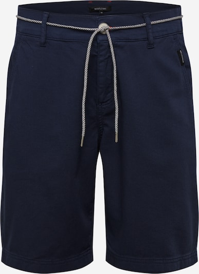 recolution Hose 'Canvas Shorts' in navy, Produktansicht