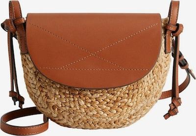 MANGO Tasche 'Capela' in beige / braun, Produktansicht