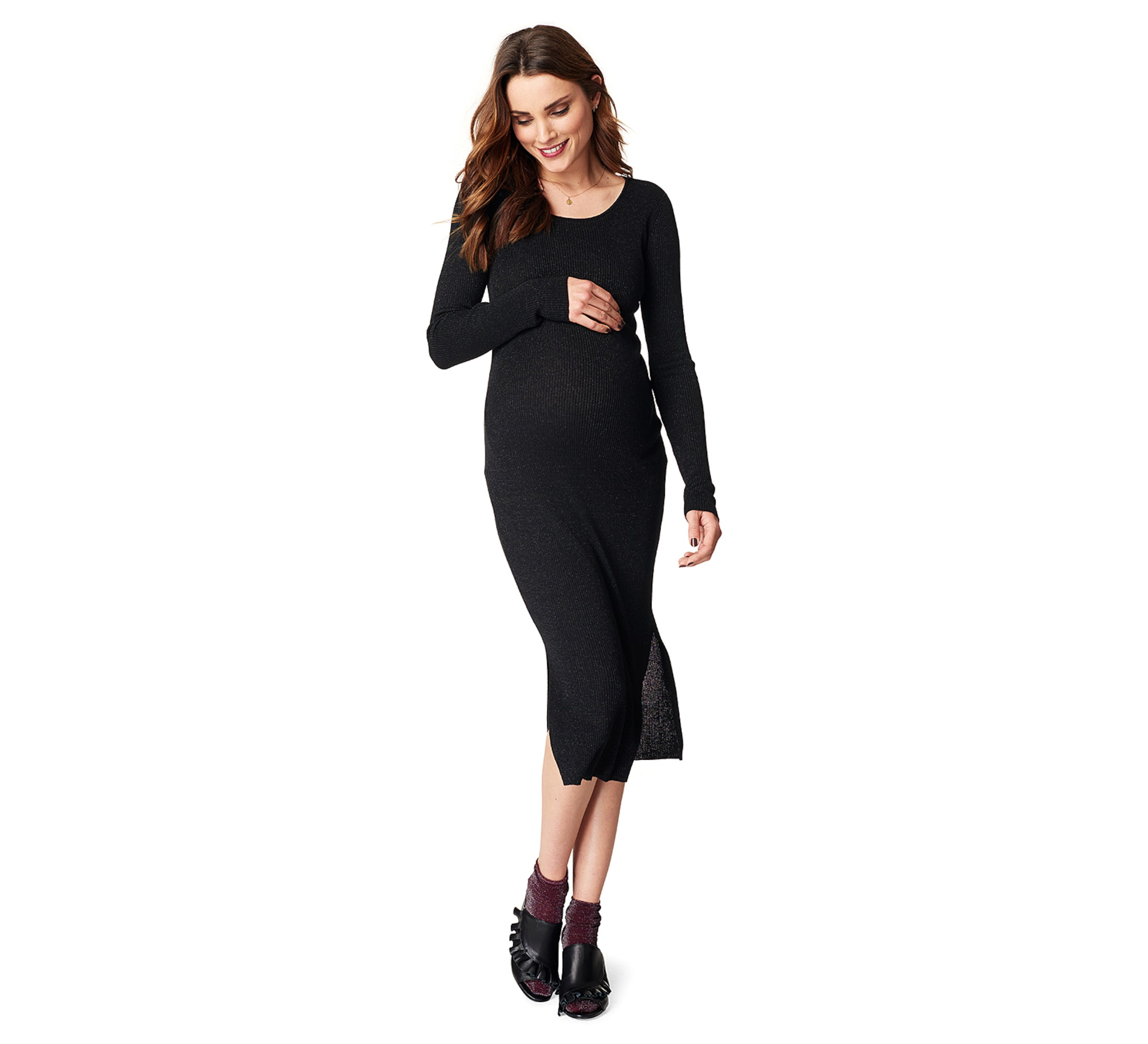 Schwarz Kleid Noppies In 'jasmijn' Noppies Kleid 6Yby7fgv