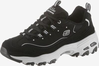 SKECHERS Sneaker 'D'Lites March Forward' in schwarz weiß V3p7L