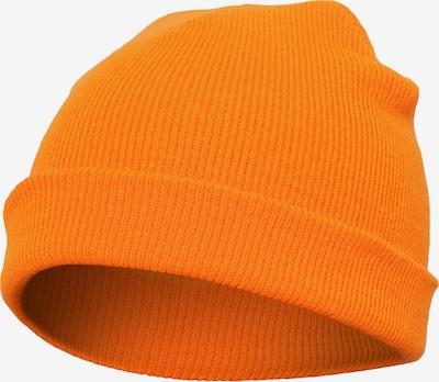 Flexfit Beanie 'Yupoong' in orange, Produktansicht