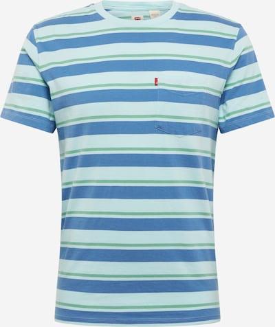 LEVI'S T-Shirt 'SUNSET' en bleu clair, Vue avec produit