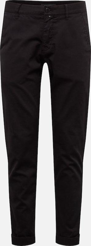 O'polo En Pantalon Chino Marc 'stig' Noir tsrQChxd
