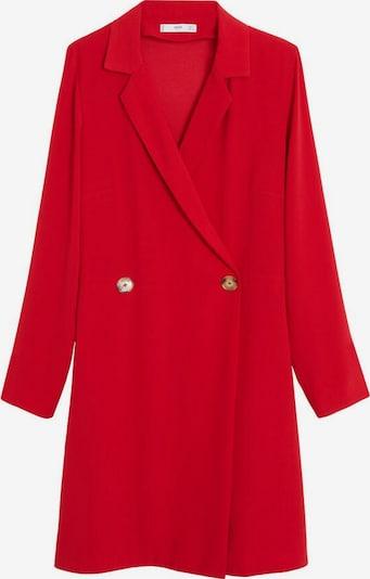 MANGO Košilové šaty - červená, Produkt