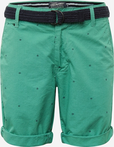 Petrol Industries Broek in de kleur Jade groen / Spar, Productweergave