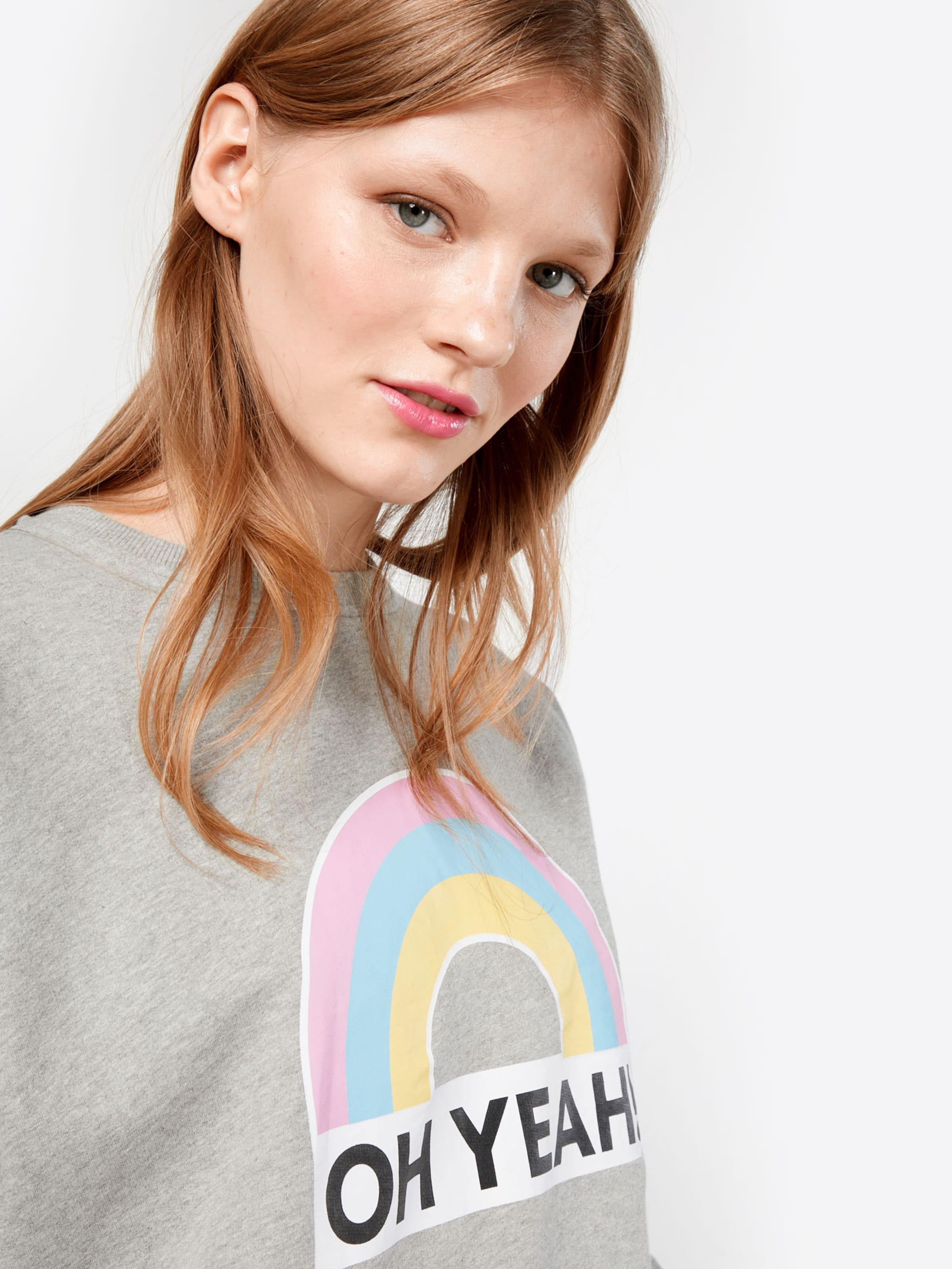 Billig Verkauf Limitierter Auflage Freies Verschiffen Verkauf Oh Yeah! Sweatshirt 'Rainbow V-Shape' Fälschung AEuplt12