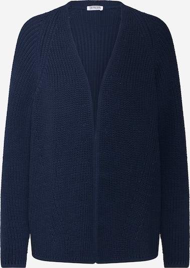 DRYKORN Cardigan 'Drena' en bleu marine, Vue avec produit