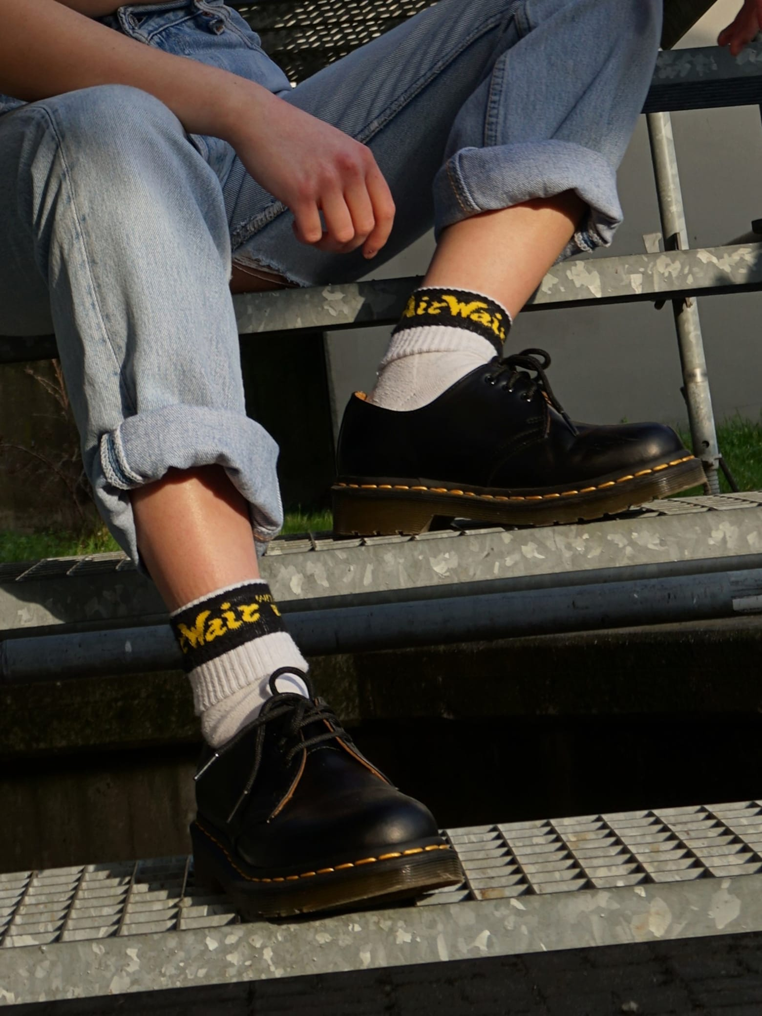 60 years of the 1461 Dr Martens