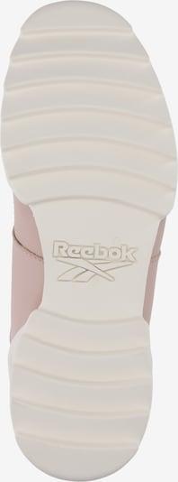 Reebok Classic Sneaker 'WORKOUT RIPPLE OG' in rosé / weiß: Ansicht von unten