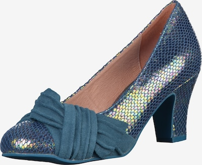 Lola Ramona Pumps in blau, Produktansicht