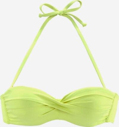 s.Oliver Hauts de bikini 'Spain' en citron vert, Vue avec produit