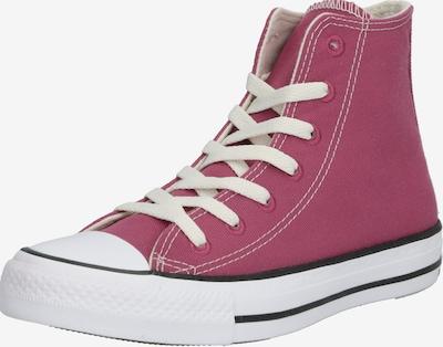 CONVERSE Baskets hautes 'Renew Canvas – Chuck Taylor Ox' en rosé / noir / blanc, Vue avec produit