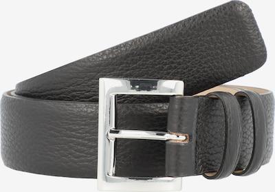 ABRO Riem 'Adria' in de kleur Zwart, Productweergave