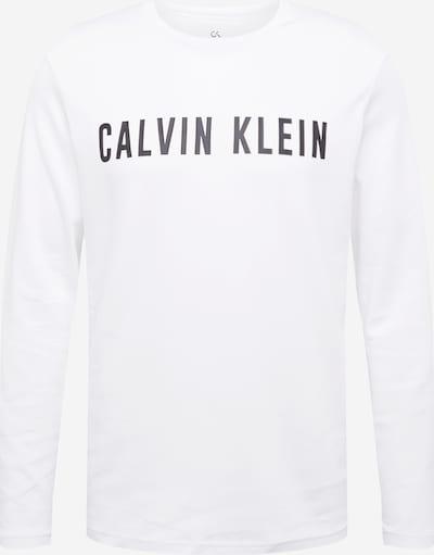 Calvin Klein Performance Functioneel shirt in de kleur Zwart / Wit, Productweergave