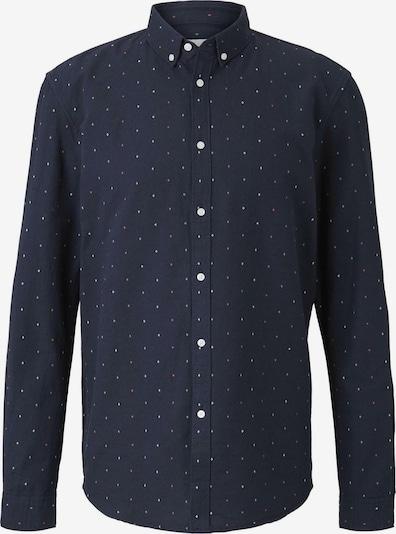 TOM TAILOR DENIM Hemd in nachtblau, Produktansicht