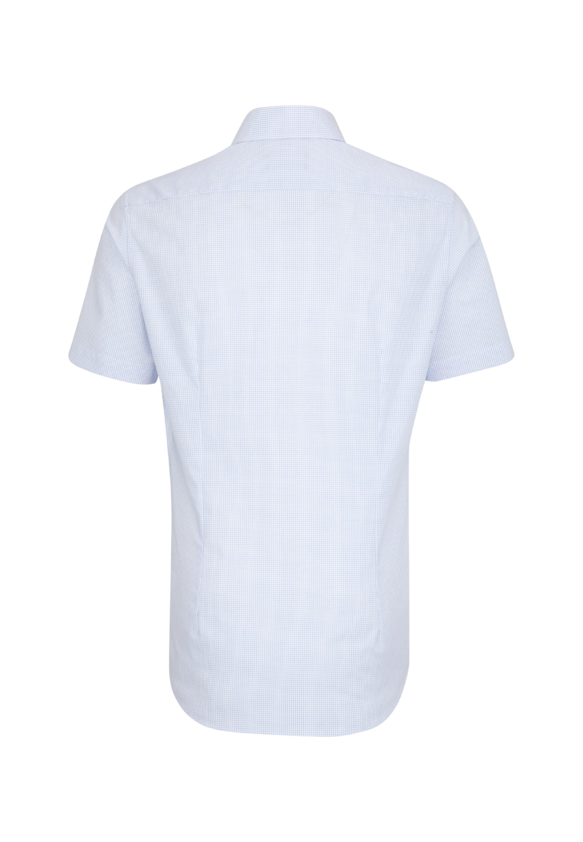 Seidensticker Hemd Seidensticker In HellblauWeiß Hemd T1FuK3l5Jc
