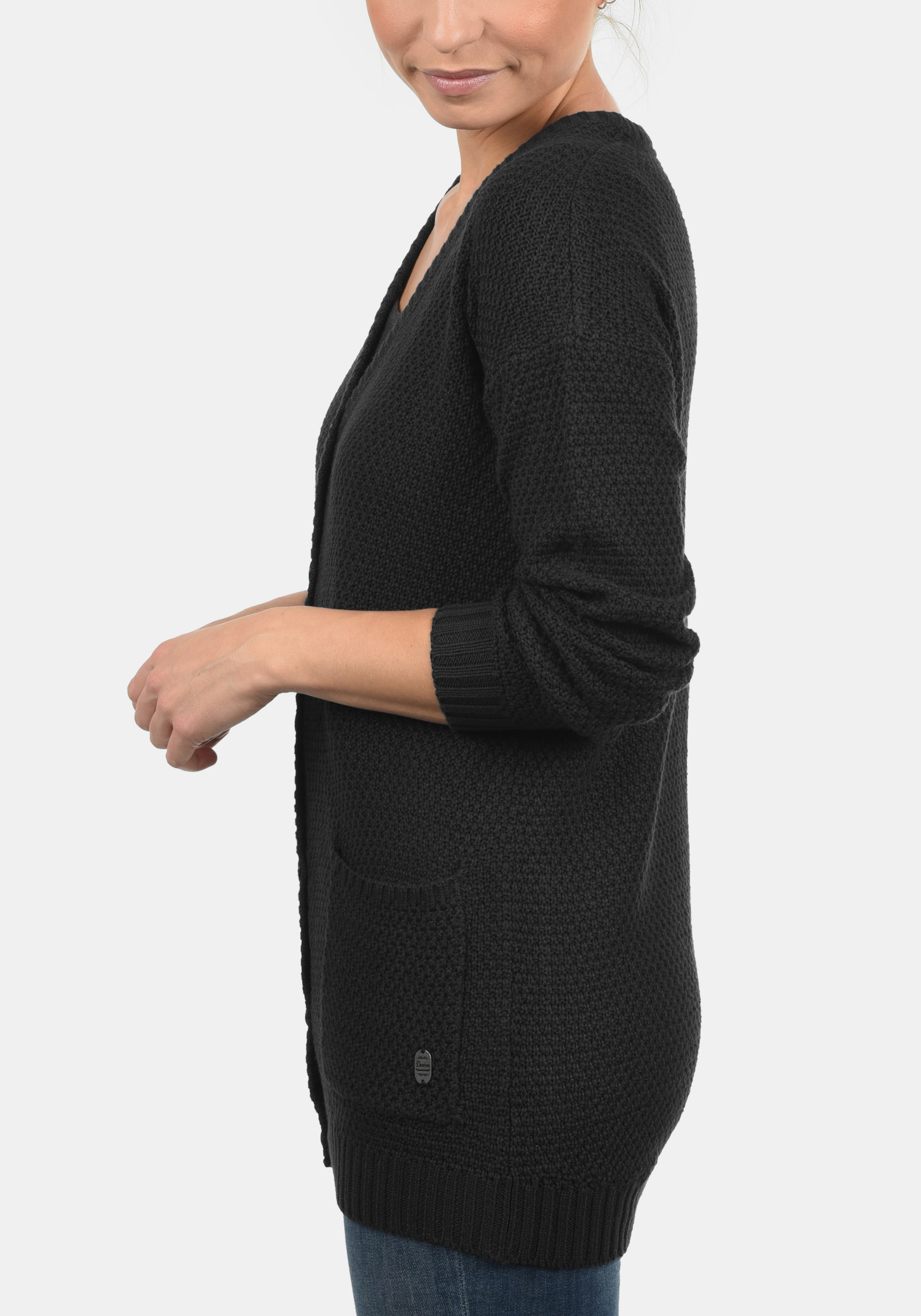 Strickjacke In Strickjacke Desires 'inga' Schwarz Desires rshtQdCx