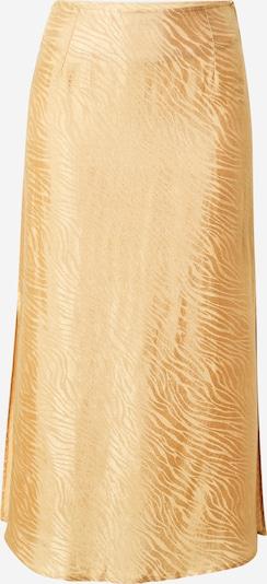 Motel Rok 'Tindra' in de kleur Goudgeel, Productweergave