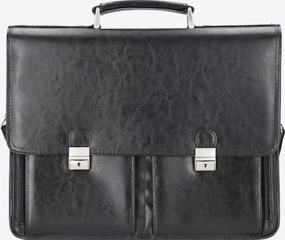 Alassio Aktentasche 'Veneto' in schwarz, Produktansicht