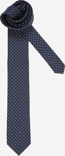 JACK & JONES Krawatte in dunkelblau / grau, Produktansicht
