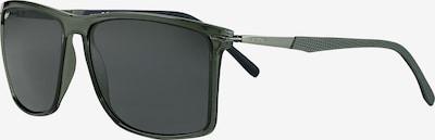 ZIPPO Sonnenbrille 'Grey Flash Black' in grau / schwarz, Produktansicht