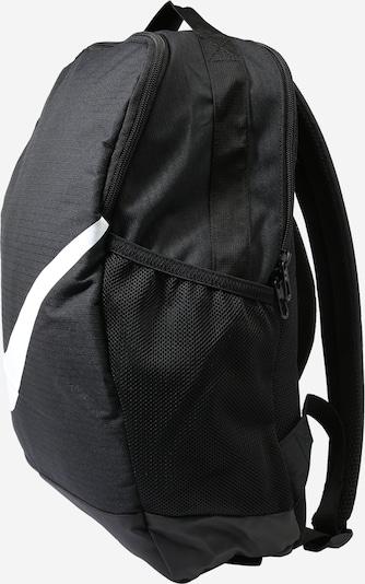 Nike Sportswear Rucksack in schwarz: Seitenansicht