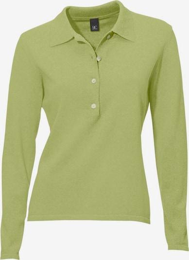 Pullover heine di colore canna: Vista frontale