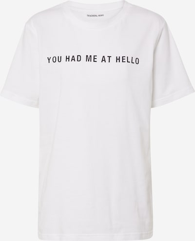 Designers Remix Shirt 'Stanley' in de kleur Wit, Productweergave