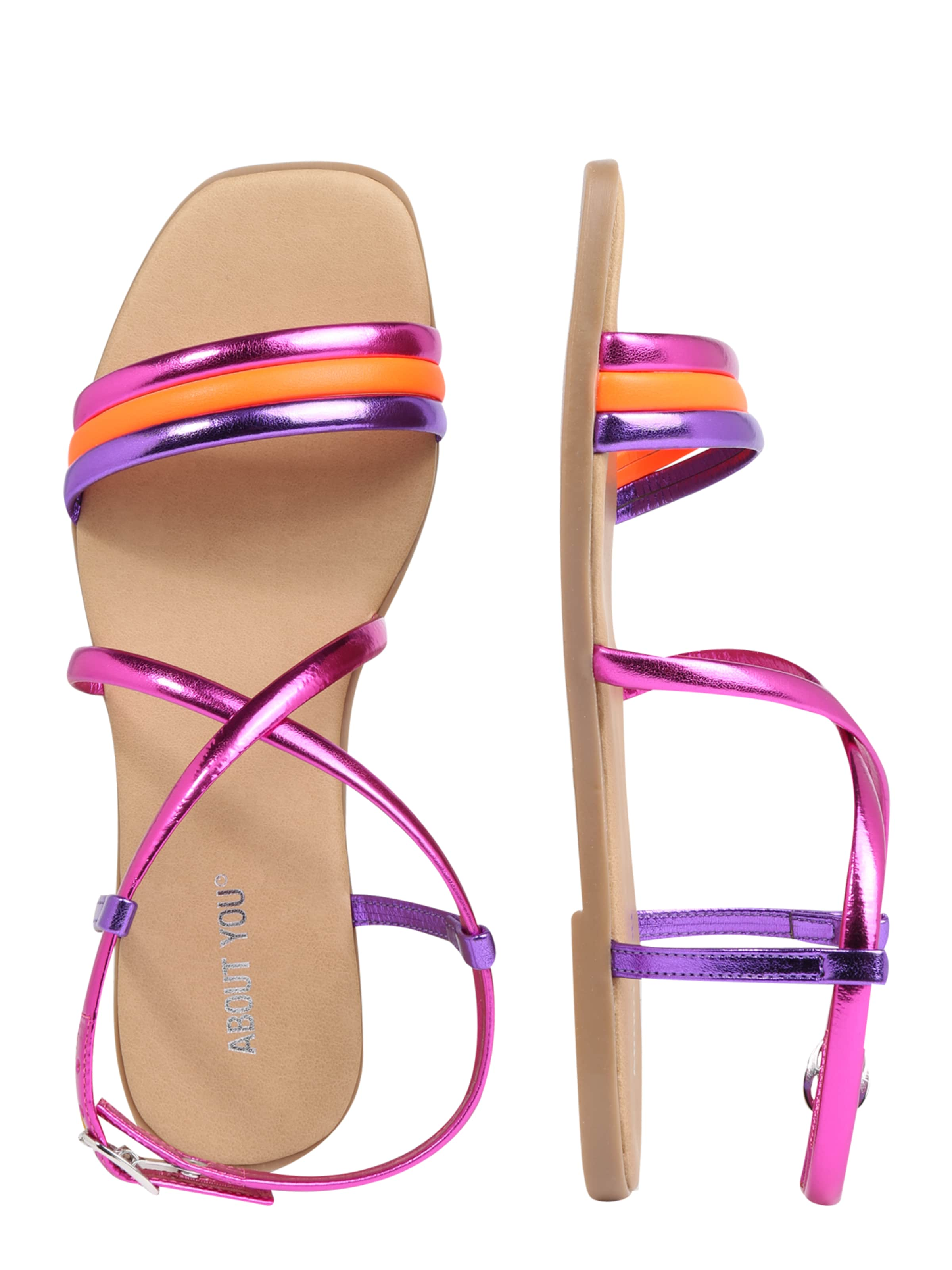 In 'cara' You Sandale Neonpink About nP8wOk0