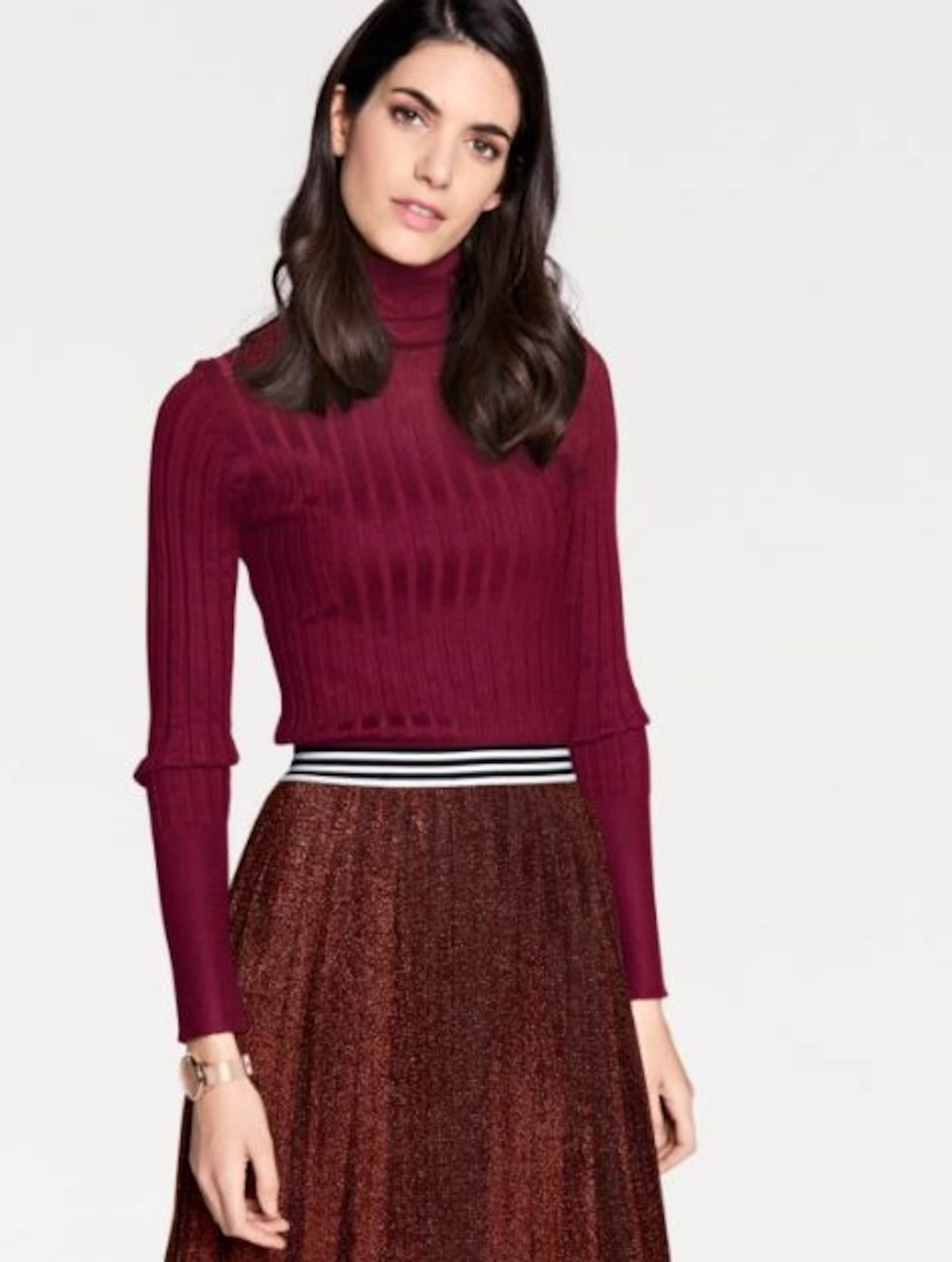 Pullover Bordeaux Pullover Pullover In In Heine Heine Bordeaux Bordeaux Heine In Heine Y7yIb6fgv