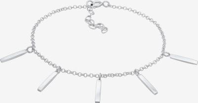 ELLI Armband Bettelarmband, Geo in silber, Produktansicht