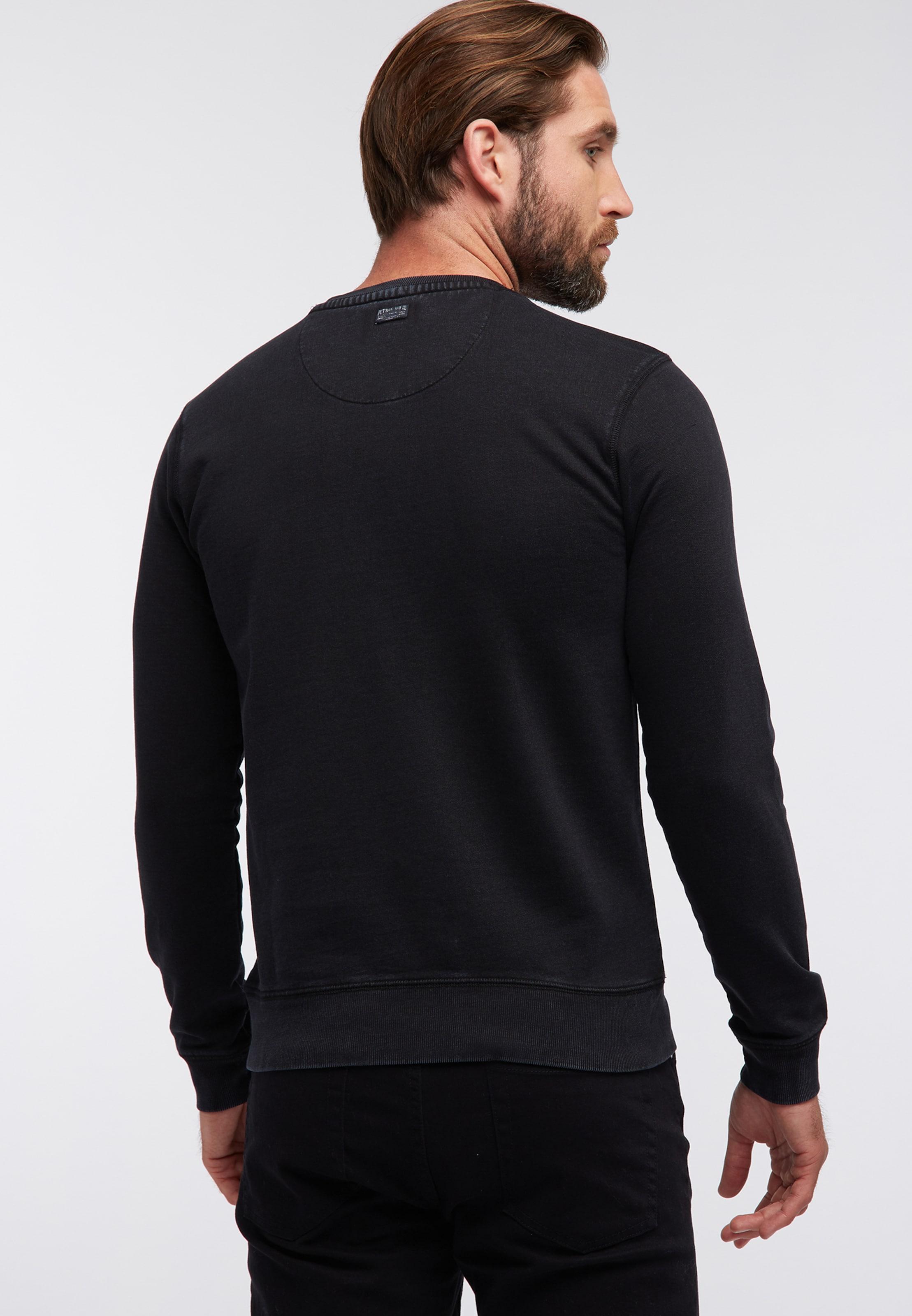 Petrol Industries shirt En Noir Sweat hrtsQd