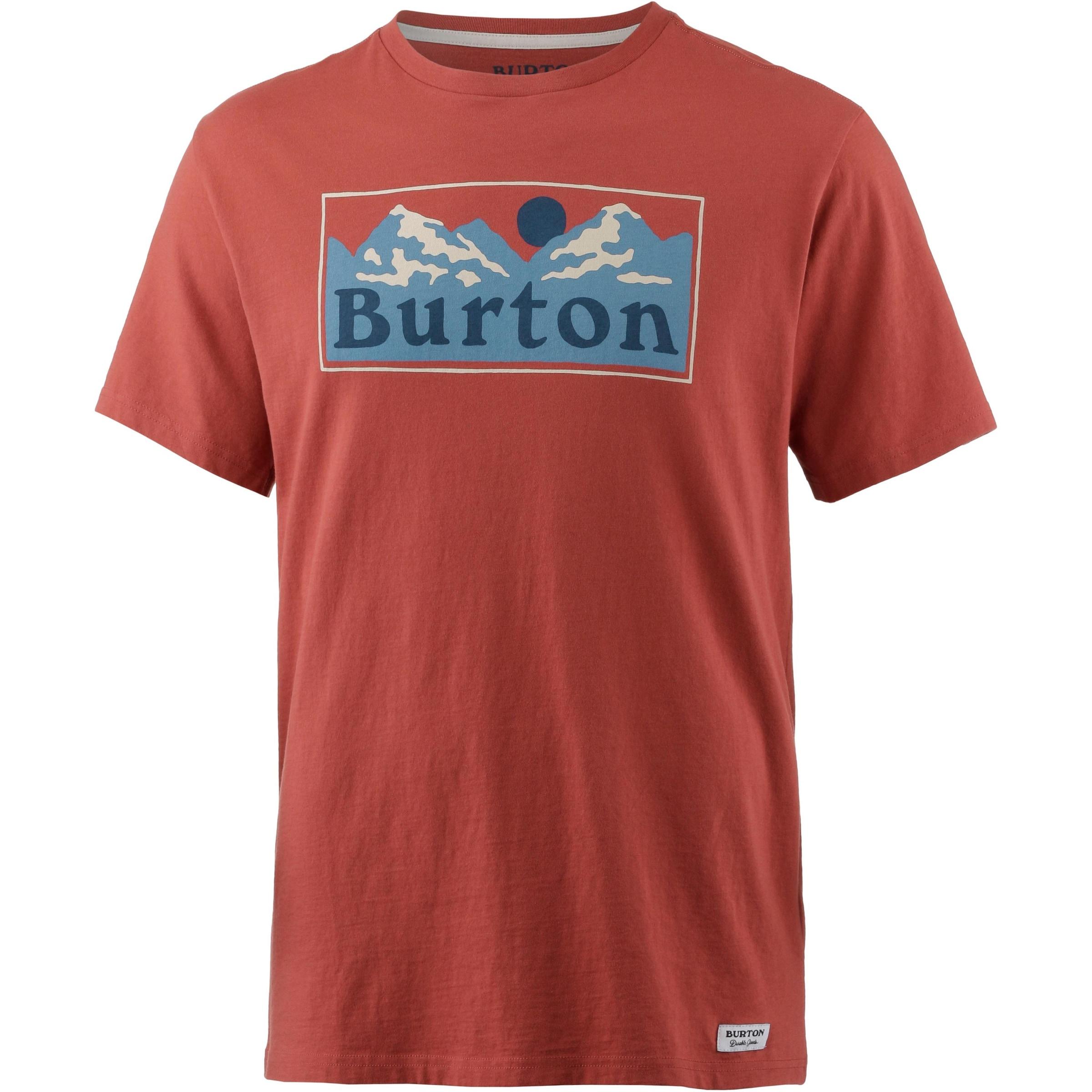 Rabatt Schnelle Lieferung BURTON 'RALLEYE' T-Shirt Herren Günstig Kaufen Shop Billig Verkaufen Ausgezeichnete Online NxjWZaR