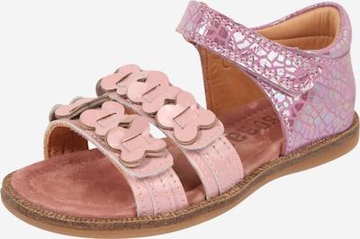 BISGAARD Sandale 'Cala' in pink: Frontalansicht