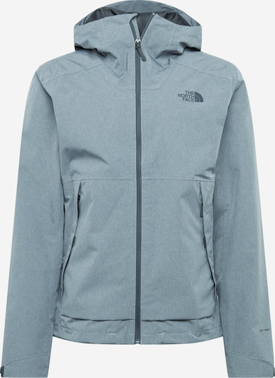 THE NORTH FACE Sportjacka 'MILLERTON' i gråmelerad, Produktvy