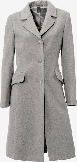 Demisezoninis paltas iš heine , spalva - margai pilka, Prekių apžvalga