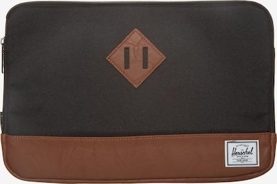Herschel Tasche 'Heritage' in braun / schwarz, Produktansicht