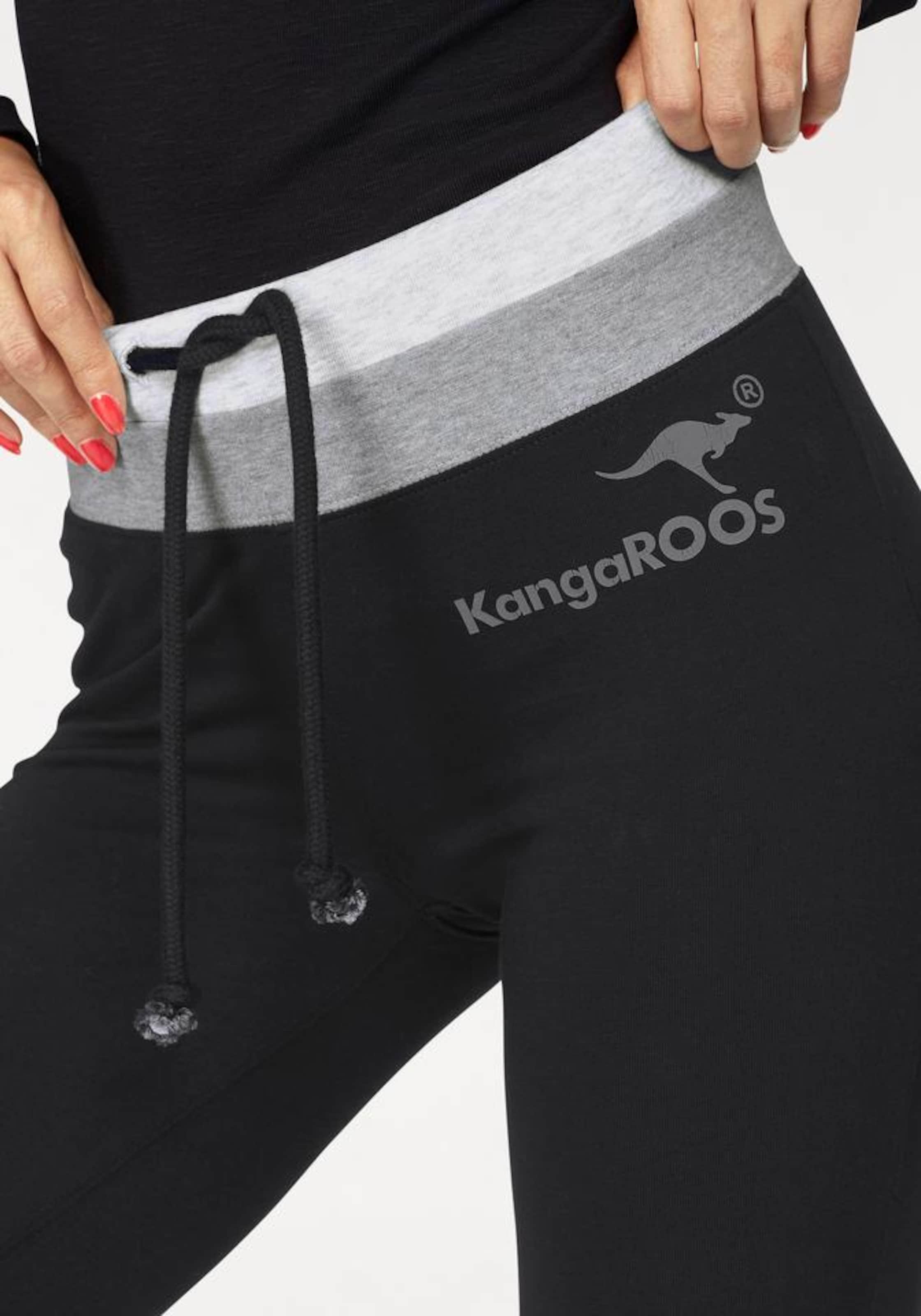In Leggings In Leggings Weißmeliert Kangaroos Kangaroos GraumeliertSchwarz GraumeliertSchwarz OPkXZiuT