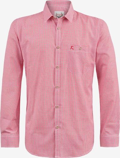STOCKERPOINT Hemd 'David' in mischfarben / grenadine, Produktansicht